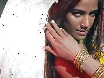 Poonam Pandey Rain Dance - Indian newborn simply