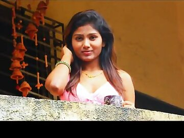 Erotic Indian sex - Beamy natural tits primarily young brunette
